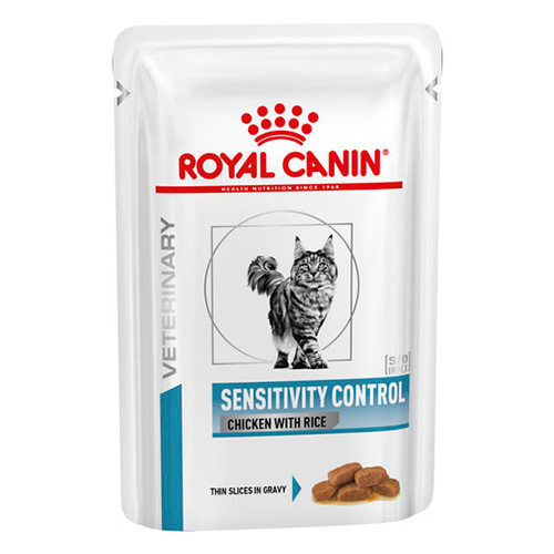 Royal Canin Feline Sensitivity Control S/O 100 Gm