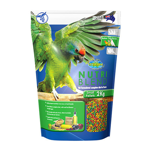 Vetafarm Nutriblend Small Pellets for Birds