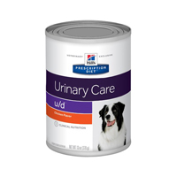 Hill's Prescription Diet u/d Urinary Care Canned Dog Food