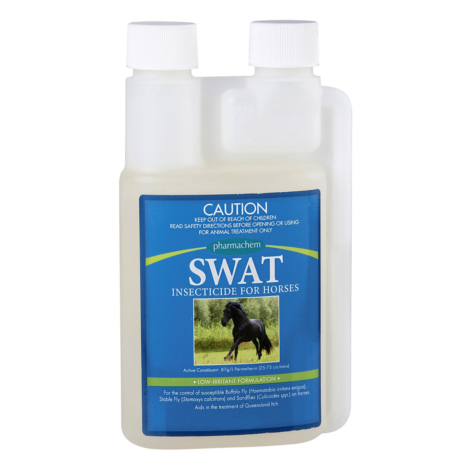 Swat Insecticide For Horses  500 Ml
