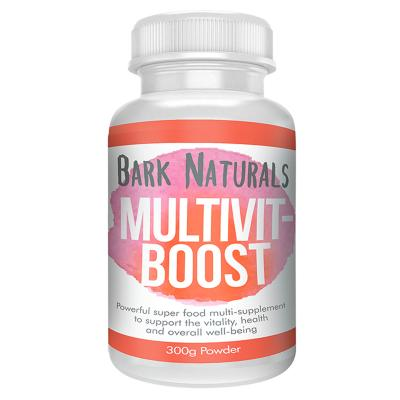 Bark Naturals MultiVit-Boost Supplement Powder for Dogs - 300 gm
