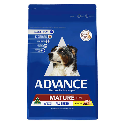 Advance All Breed Mature Dog Food