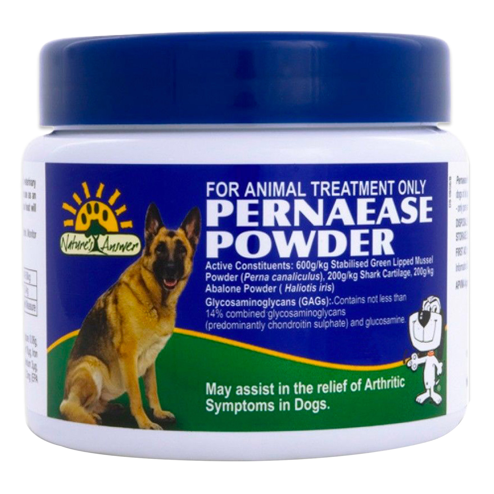 Pernaease Powder    125 Gm