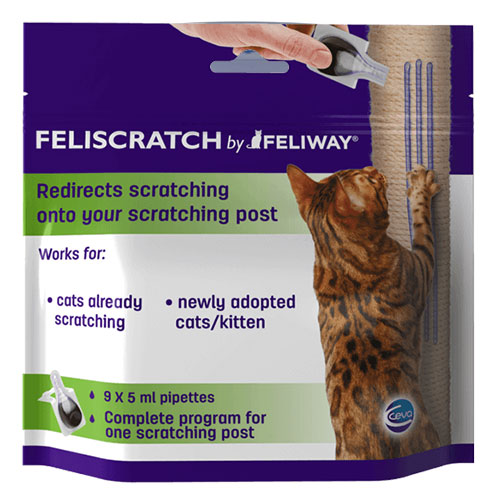 Feliscratch For Cats 9 Pipettes Clearance Sale - Flat 40% Off