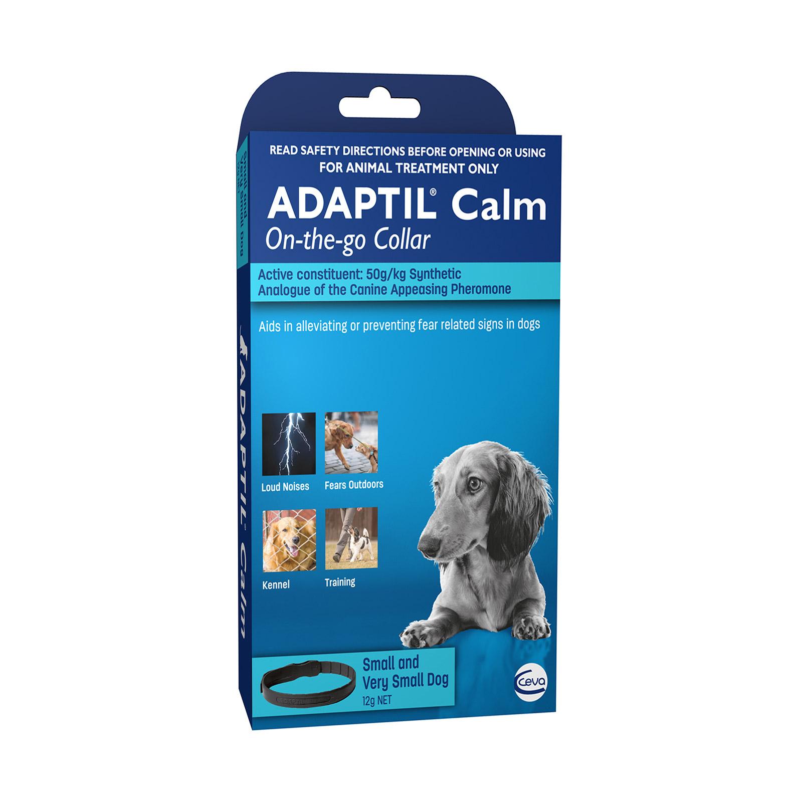 Adaptil Calm On-The-Go Collar