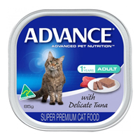 Advance Adult Cat With Delicate Tuna Cans