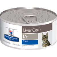 Hill's Prescription Diet l/d Liver Care Canned Cat Food