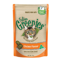 Feline Greenies Chicken Cat Treats