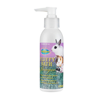 Fluffy Bath Shampoo for Small Animals