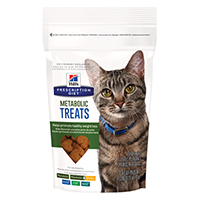 Hill's Prescription Diet Metabolic Feline Treats