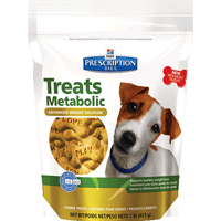 Hill's Prescription Diet Metabolic Advanced Weight Solution Canine Treats