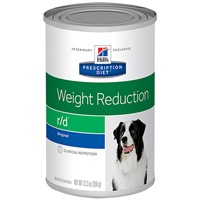 Hill's Prescription Diet r/d Weight Reduction Canned Dog Food
