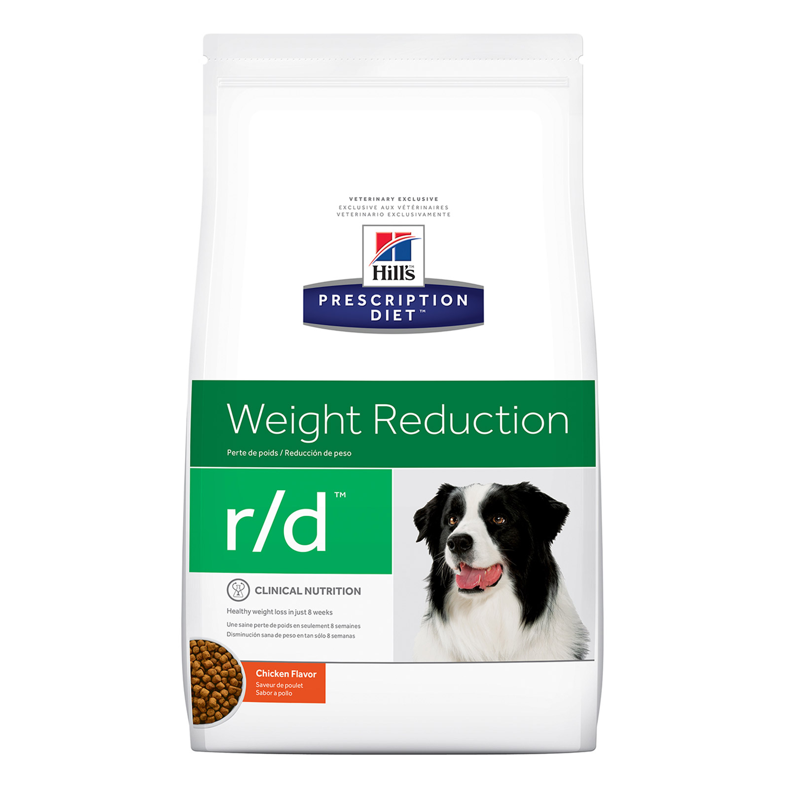 Hill's Prescription Diet r/d Weight Reduction with Chicken Dry Dog Food