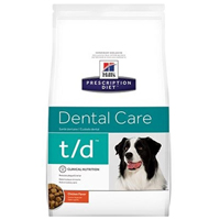 Hill's Prescription Diet t/d Canine Dental Care with Chicken Dry