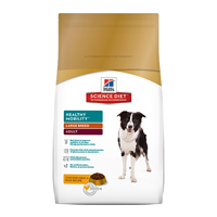 Hill's Science Diet Adult Large Breed Healthy Mobility Dry Dog Food