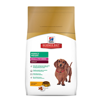 Hill's Science Diet Adult Small & Toy Breed Perfect Weight Dry Dog Food