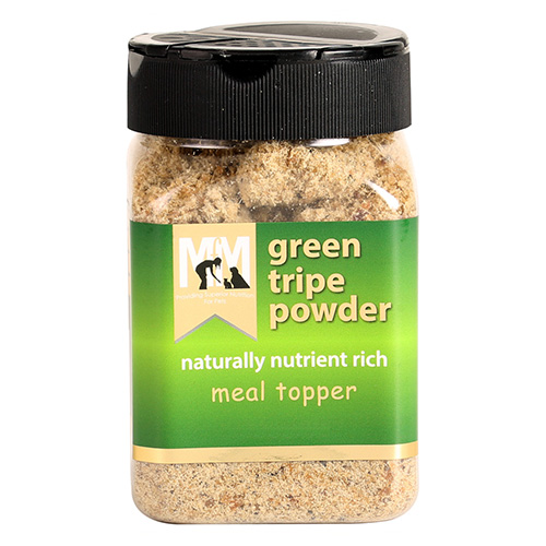 Mfm Meals For Mutts Green Tripe Powder 180 Gm 1 Pack