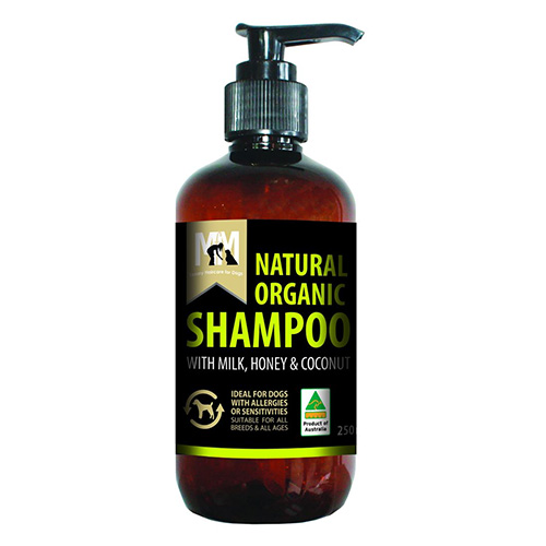 MfM Meals for Mutts Natural Organic Shampoo