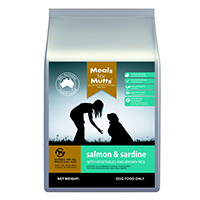 MFM Salmon And Sardine Dog Food