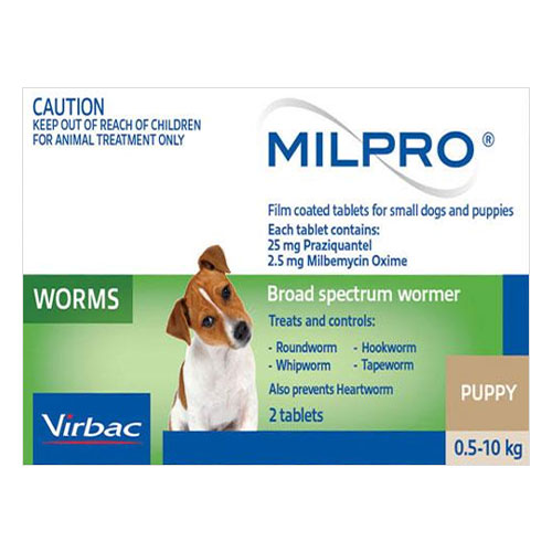 Milpro Wormer