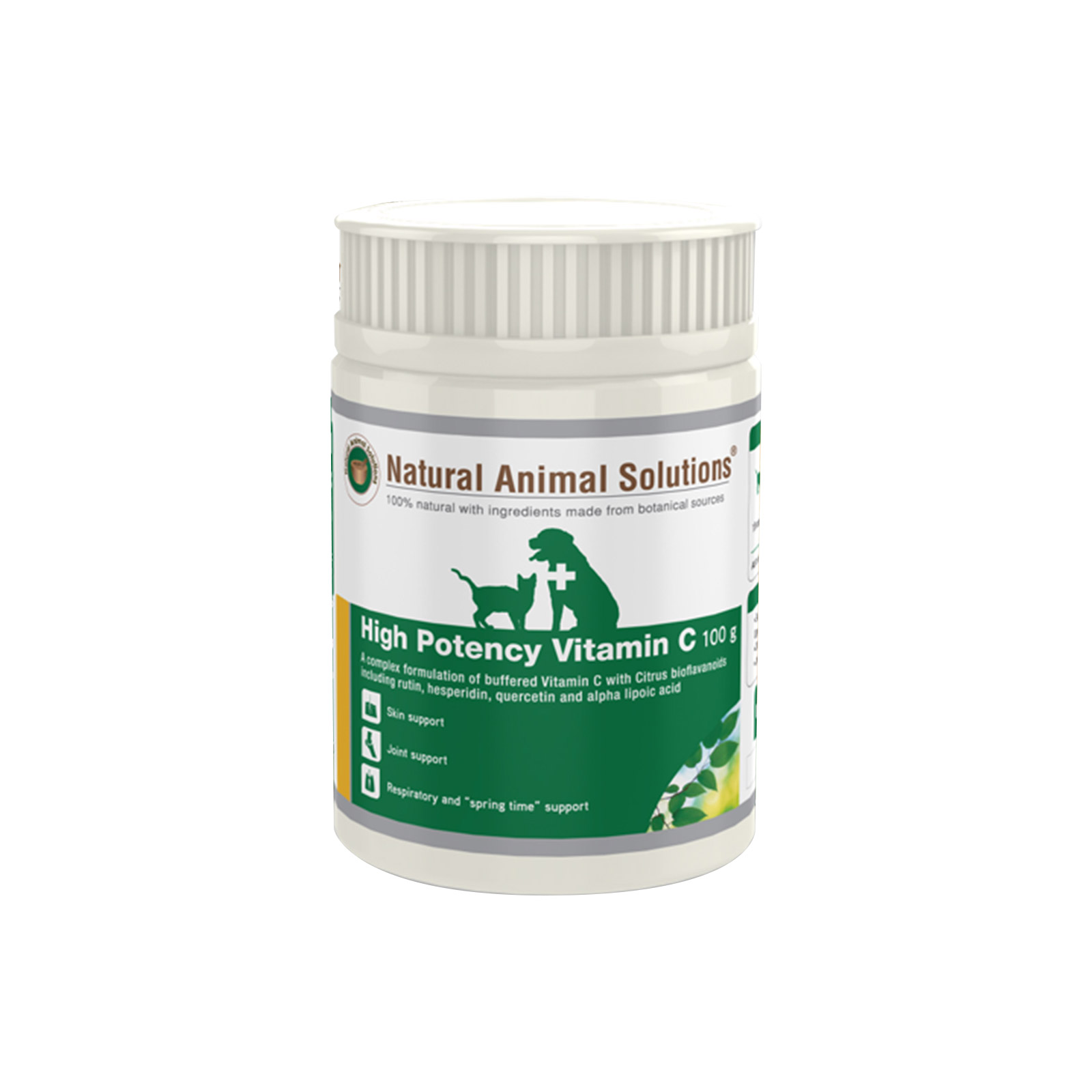 Natural Animal Solutions High Potency Vitamin C