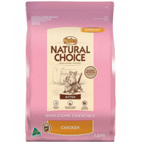 Nutro Natural Choice Kitten Wholesome Essentials Chicken Formula   3 Kg Clearance Sale (20% Off)