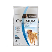 Optimum Adult Dog Food with Chicken, Vegetable & Rice