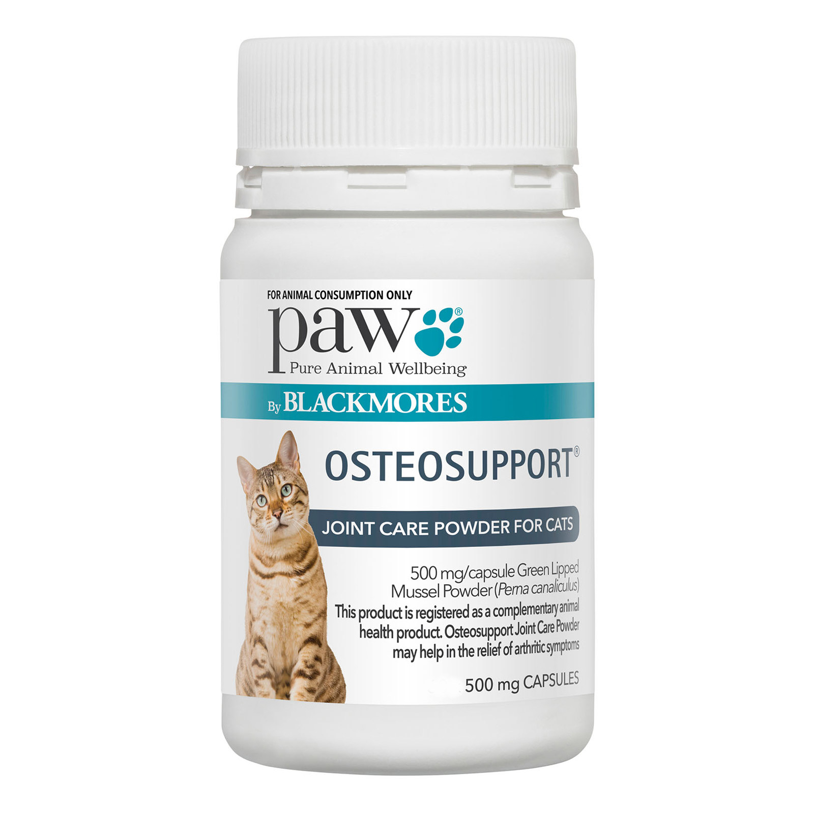 Paw Osteosupport Joint Care  Capsules 60 Capsule