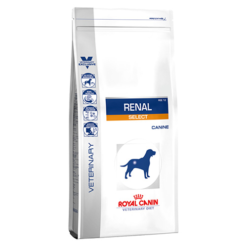 Royal Canin Renal Select Dry Dog Food   2 Kgs