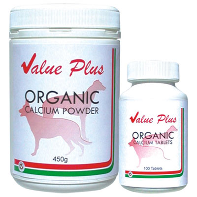 Value Plus Organic Calcium