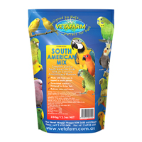 Vetafarm South American Mix for Parrots