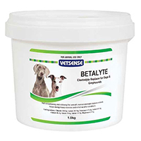VetSense Betalyte Powder