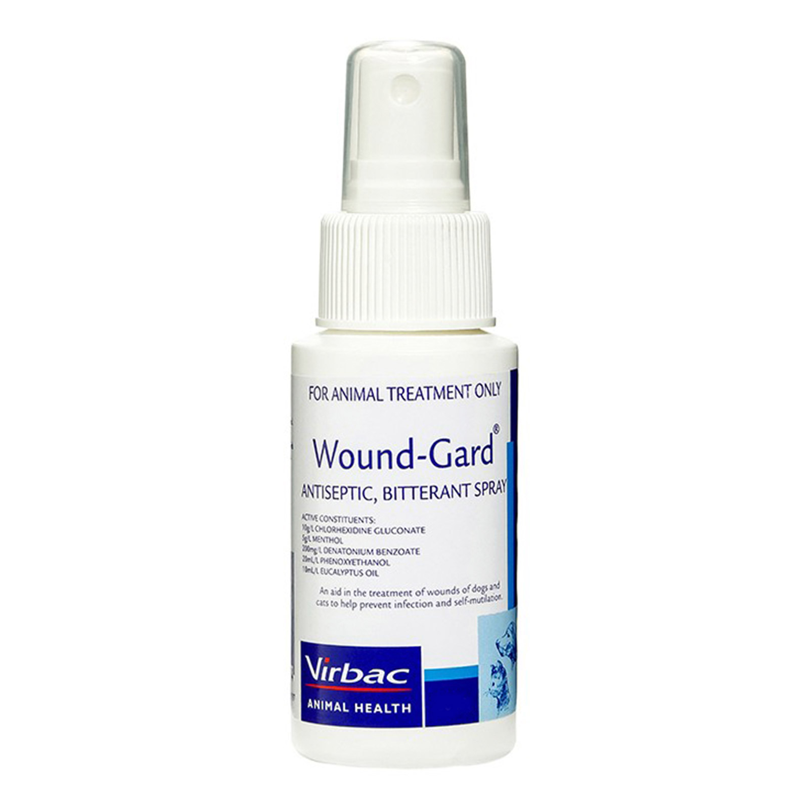 Virbac Wound-Gard Spray