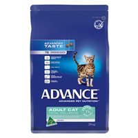 Advance Adult Cat Total Wellbeing with Chicken Dry Food