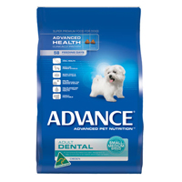 Advance Adult Dog Dental Small/Medium Breed with Chicken Dry