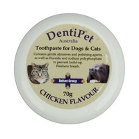 Dentipet Toothpaste for Cats and Dogs