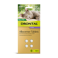 Drontal Wormers For Large Cats 6Kg