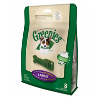 Greenies Dental Treats Large For Dogs 22-45 Kg