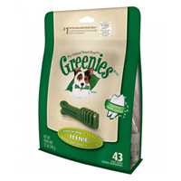 Greenies Dental Treats Teenie For Dogs 2-7 Kg