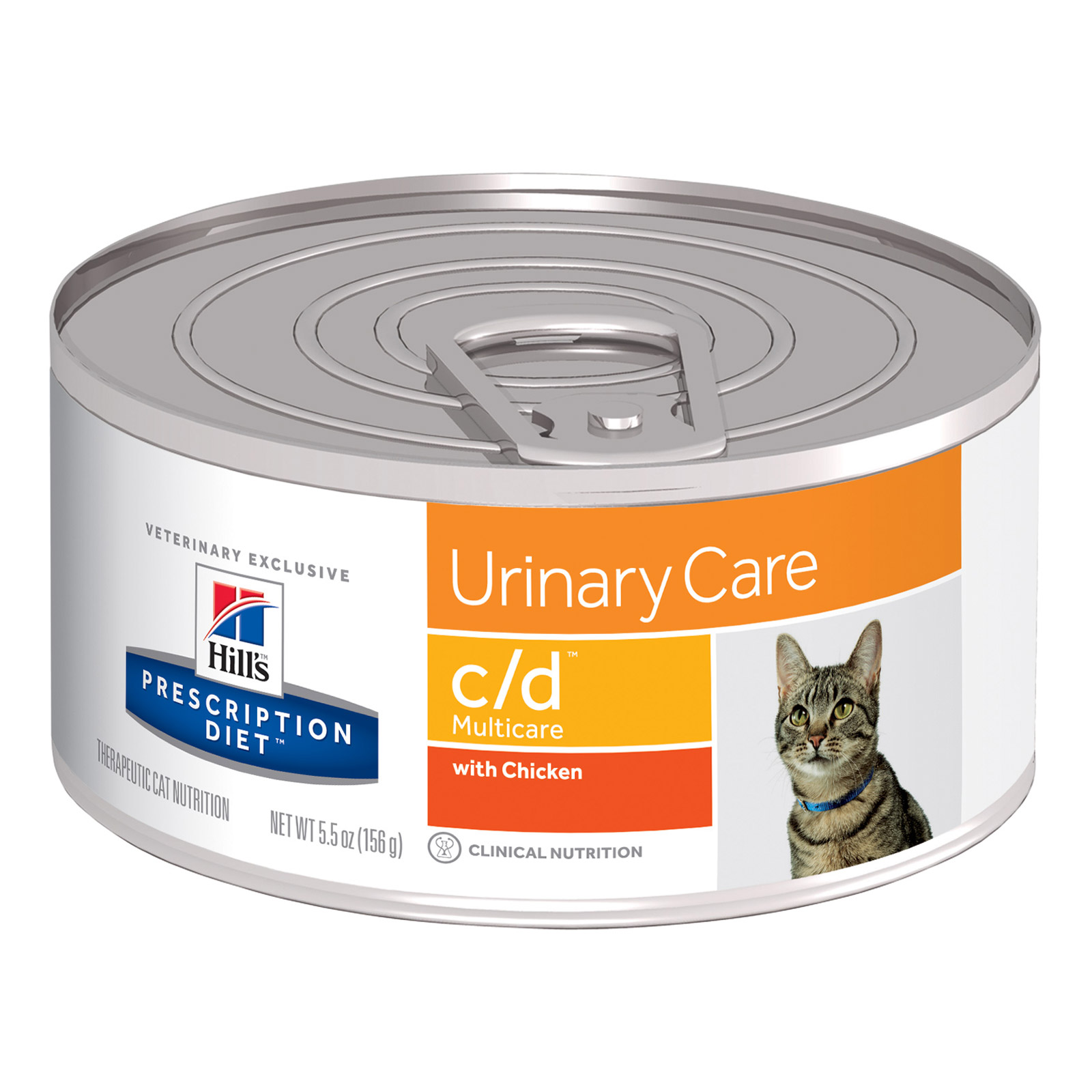 Hill's Prescription Diet c/d Multicare Urinary Care Canned Cat Food