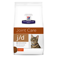 Hill's Prescription Diet j/d Joint Care with Chicken Dry Cat Food