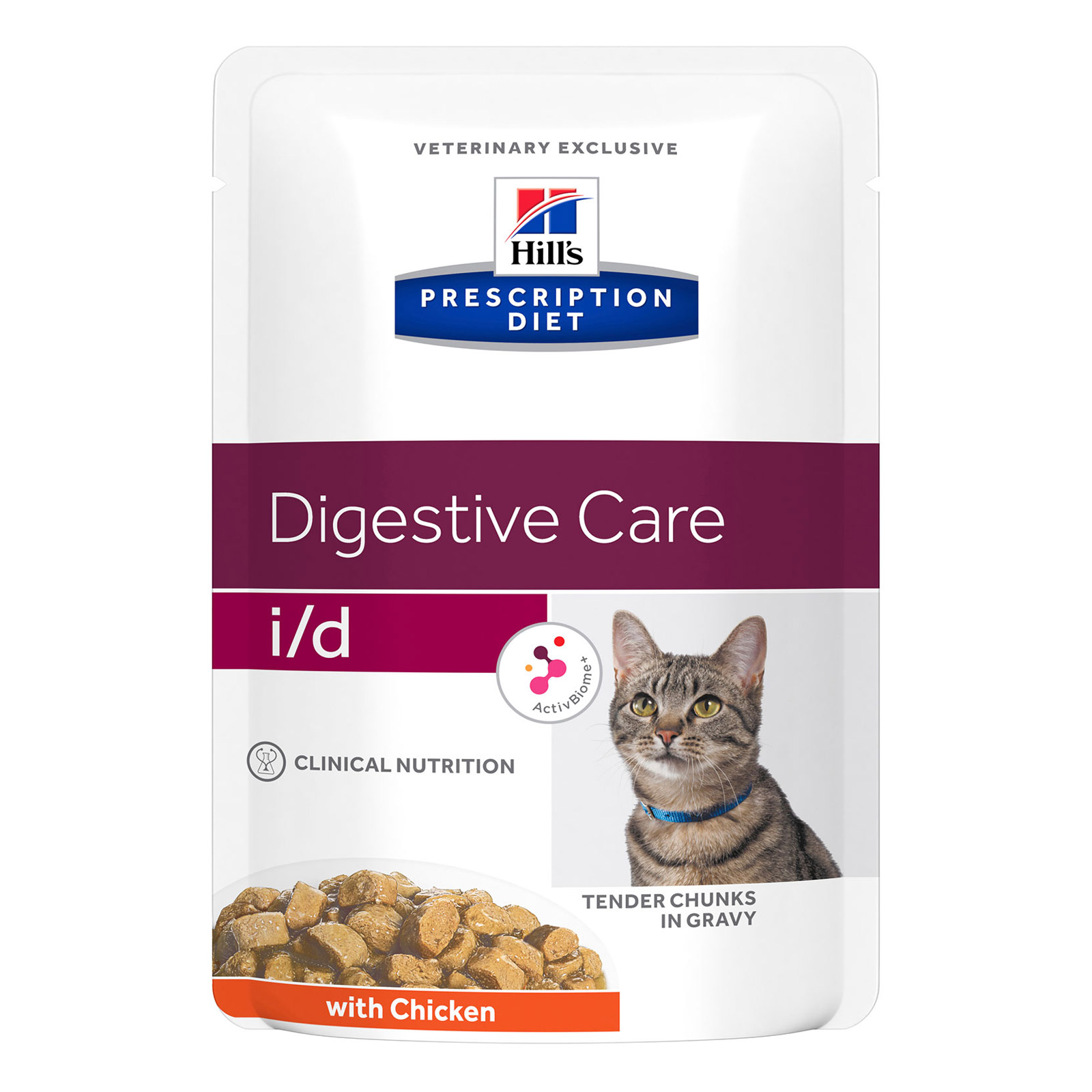 Hill's Prescription Diet i/d Digestive Care Dry Cat Food