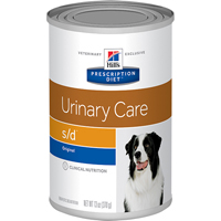 Hill's Prescription Diet s/d Urinary Care Canned Dog Food
