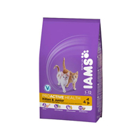 Iams Proactive Health Kitten & Junior