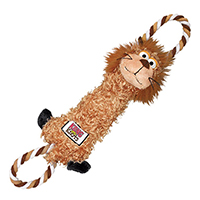 Kong Tugger Knots Lion - Medium/Large