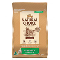 Nutro Natural Choice Adult Lite dog food