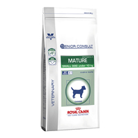 Royal Canin Senior Consult Mature Small Dog Food