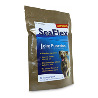 Seaflex Joint Function Health Supplement For Dogs