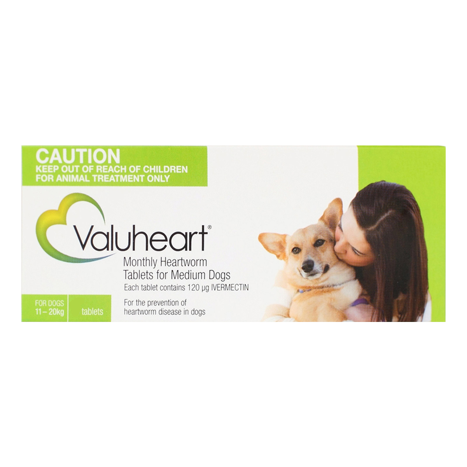 Valuheart Heartworm Tablets