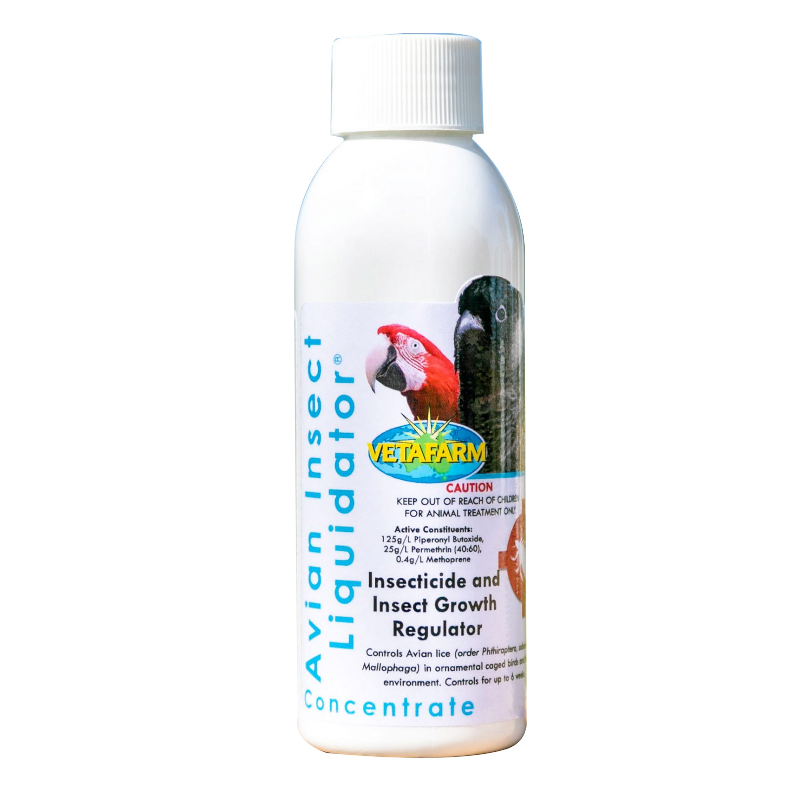 Vetafarm Avian Insect Liquidator (RTU) for Birds